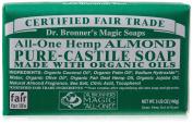 Dr. Bronner's Organic Castile Bar Soap - Almond - 150ml