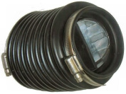 Exhaust Bellows for Volvo Stern Drive with Internal Flapper Replaces 876633-9, 850004, 875828