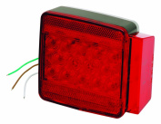 Wesbar 6-Function, Right/Curbside LED Submersible Tail light - U80