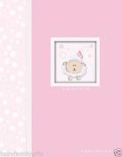 Havoc Gifts 1645-9 Baby Record Book Photo Album, Girl