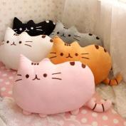 Pusheen Kawaii Soft Toy Plush Cat Cushion.*VARIOUS COLOURS* 40cm by 30cm