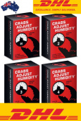 Crabs Adjust Humidity Vol 1,2,3,4 (Cards Against Humanity Expansion) WITH DHL EXPRESS