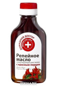 45992 Burdock oil with red pepper 100ml Home Doctor.