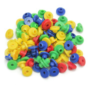 100pcs Silicone Tattoo Needle Pad Grommets Machine Parts