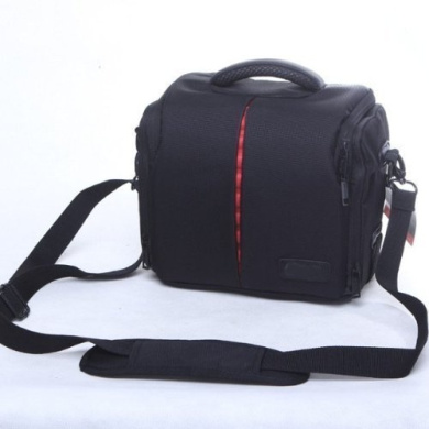 Waterproof Anti-shock DSLR SLR Camera Case Bag with Extra Rain Cover for Canon SX410 SX400 SX530 SX50 SX60