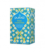 (3 PACK) - Pukka Three Chamomile Tea| 20 Bags |3 PACK - SUPER SAVER - SAVE MONEY