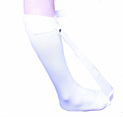 Bodytec lightweight Night splint dorsal sock for plantar fasciitis treatment