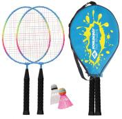 Schildkrot Fun Sports Kid's Badminton Set - Blue