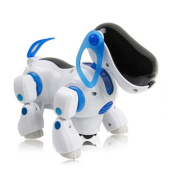 MH electric dog toy electric intelligent electric dog toy dog toys electronic pet robot dog