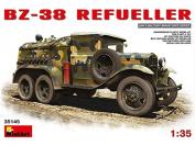 Miniart 1/35 BZ-38 Refueller # 35145 - Plastic Model Kit