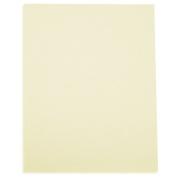 Lullaby Dreams Flannelette Cot Sheet Set Plain Lemon
