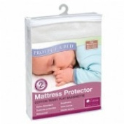 Protect A Bed Terry Flat Bassinette Mattress Protector
