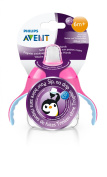 Philips Avent Sip no Drip Cup 200ml 6m+ Pink