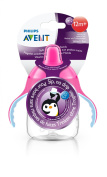 Philips Avent Sip no Drip Cup 260ml 12m+ Pink