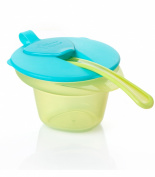 Closer To Nature Cool & Mash Weaning Bowl Blue