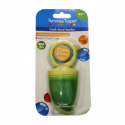 Tommee Tippee Fresh Food Feeder Green/Yellow