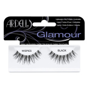 Ardell Invisiband Lashes Glamour False Lashes, Wispies-Black by American International - Udell [Beauty]