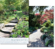Floral Photographic Notecards / Notelets (LS0804) 2 x 5 of each Design - Scenes at RHS Harow Carr - Perfect as Thank You Cards