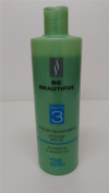 3 x Be Beautiful Salon Selectives Shower Scrub Eucalyptus & Peppermint