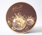 210ml Round Moisture-rich Almond Bath Soap