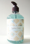 Egyptian Cotton Cleansing Hand Soap