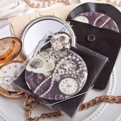 150 Vintage Design Pocket Mirror by Fashioncraft