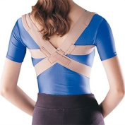 Oppo Medical Elastic Posture Aid /Clavicle Brace (Unisex; Natural), X-Small by Oppo Medical