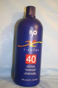 ISO I.colour 40 Volume Creme Developer 32 Fl