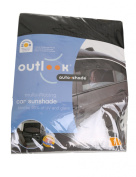 Outlook Auto Shade, Round
