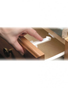 Safety First 4-Pack Ultra Secure Cabinet & Drawer Latches