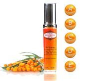 BioSensiya Best Rejuvenating MultiVitamin Night Time Serum, with A.B.C.D.E Vitamins, Retinol, Vitamin C, Niacinamide, Hyaluronic & Ferulic acid, 35ml