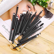Grandey Professional 20pcs/set Cosmetic Makeup Brush Set,foundation Eyeshadow Eyeliner Lip Brand Make up Brushes Set ,Beauty Brush