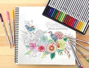 Premium Quality Assorted Drawing Deli Coloured Pencils Art Coloured Pencils for Artist Sketch Colouring Book Professional Coloured Drawing Pen