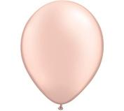 28cm Pearl Peach Latex Balloon - Set of 6
