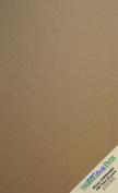 20 Sheets Chipboard 20pt (point) 22cm X 36cm Light Weight Legal Size .020 Calliper Thick Cardboard Craft|Ship Brown Kraft Paper Board