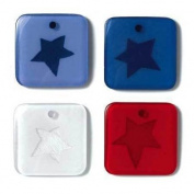Uncle Sam Stars Assortment Tokens