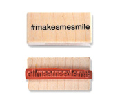 Cosmo Cricket Wood Stamp #makesmesmile