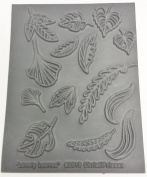 Lovely Leaves Texture Stamp
