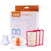 BAROMO Breast Milk Storage Pack Simple Set