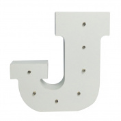 LED Light Up Letters (J)
