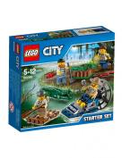 Lego City Swamp Police Starter Set