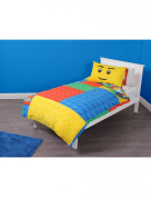 Lego Blocks Duvet Cover Set
