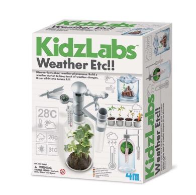 4M Kidz Weather Lab