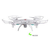 Arshiner Q5C Explorers 2.4 G 4CH 6-Axis Gyro UFO RC Quadcopter with HD Camera RTF