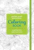 Pocket Posh Panorama Adult Coloring Book
