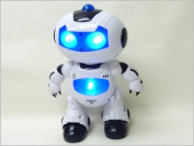 MazaaShop RC Light-Up Dancing Robot with Remote Control - Fun for The Whole Family
