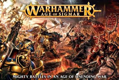 Citadel Miniatures Warhammer Age of Sigmar Starter Box