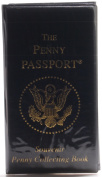 Penny Passport Souvenir Collecting Book with Free Pressed Penny