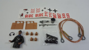 TAIGEN 1/16 TIGER 1 LATE VERSION METAL EDITION ACCESSORY KIT