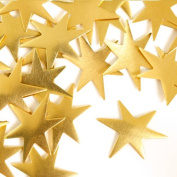 ImpressArt, Funky Star, Brass, 3.2cm Stamping Blanks- 24 pc.